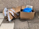 Fly tipping of household items